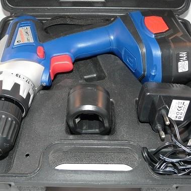 Powerplus in koffer