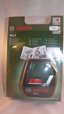 Bosch kruislijnlaser PLL 2