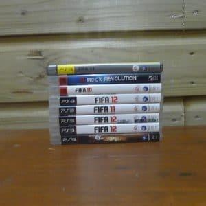 PS3 spellen