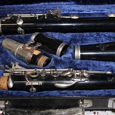 klarinet hoofdfoto
